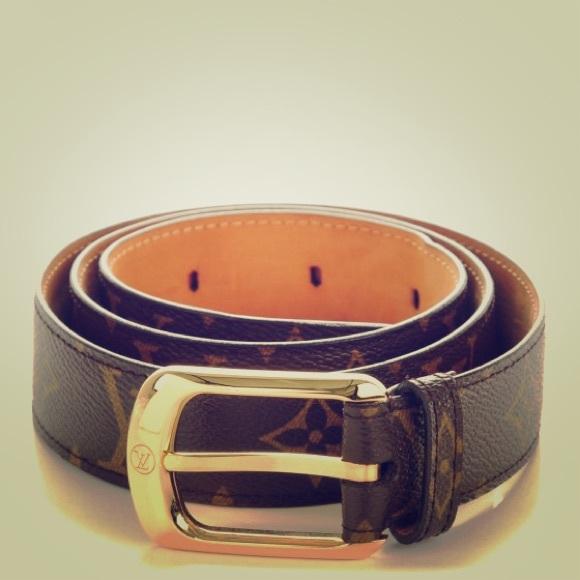 sito affidabile 1ecfd d3733 Louis Vuitton Cintura Belt Ellipse Authentic